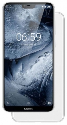 Смартфон Nokia 6.1 Plus White (белый)