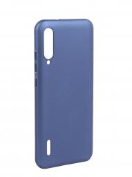 Силиконовый защитный чехол Monarch для Xiaomi MI A3 (Синий)