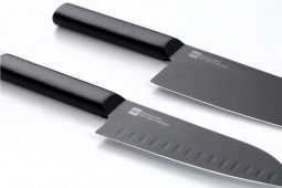 Набор кухонных ножей Xiaomi Huo Hou Heat Knife Set 2 шт