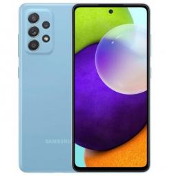 Смартфон Samsung Galaxy A52 8/256GB, голубой