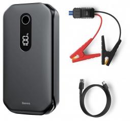 Зарядно-пусковое устройство Baseus inAuto Super Energy Car Jump Starter Black (CRJS03)