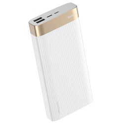 Внешний аккумулятор Baseus Parallel PD Power Bank 20000mAh QC3.0 White