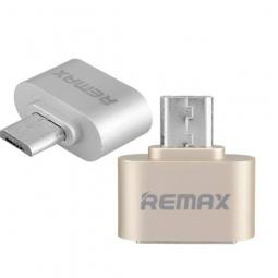 Переходник Remax Адаптер OTG USB MicroUSB