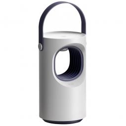Ловушка для насекомых Baseus Purple Vortex USB Mosquito lamp White
