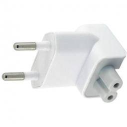 Переходник (насадка, вилка) «Евро» для блоков питания Apple MacBook, iPad, iPhone
