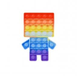 Pop it Игрушка Антистресс / вечная пупырка/ pop it Майнкрафт (Minecraft)