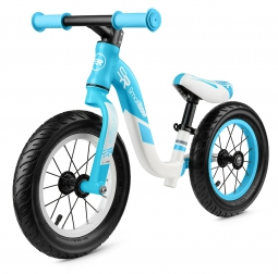 Детский элитный беговел Small Rider Prestige Pro (синий)