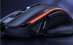 Проводная игровая мышь Baseus GAMO GM01