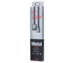 Кабель Remax Platinum Metal RC-044i for Apple 1м Black
