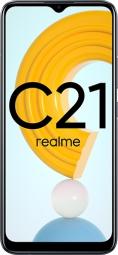 Смартфон realme C21 4/64GB Black (Черный) EAC