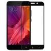 Защитное стекло 3D для Xiaomi Redmi Note 4x Черное