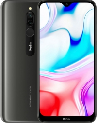 Смартфон Xiaomi Redmi 8 4/64Gb Black (черный) Global Version