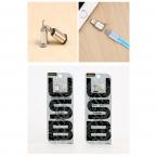 Переходник Remax USB adapter microUSB to Lightning RA-USB2