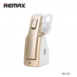 Bluetooth гарнитура Remax RB-T6C, Bronz