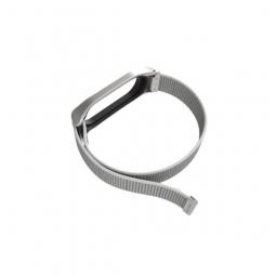 Ремешок Mijobs Nylon Loopback Strap для Xiaomi mi Band 3 Gray (серый)