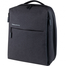 "Рюкзак для ноутбука Xiaomi Mi City Backpack 15,6"" Dark Grey"