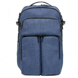 Рюкзак Xiaomi Carbon Sports Business Shoulder Bag Blue
