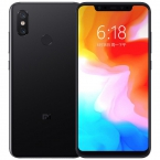 Смартфон Xiaomi Mi8 6/256GB Black (Черный)