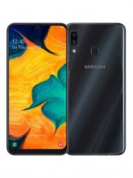 Смартфон Samsung Galaxy A30 SM-A305F 32Gb Black (SM-A305FZKUSER)