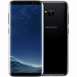 Смартфон Samsung Galaxy S8+ 64Gb Black (Черный)