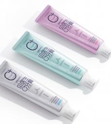 Зубная паста Xiaomi Dr.Tony Toothpaste 0+ 3шт