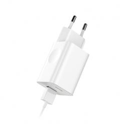 Сетевой блок питания Baseus 24W Quick Charge 3.0 Travel EU Plug Wall Charger