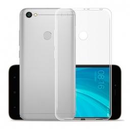 Прозрачный силиконовый чехол для Xiaomi redmi Note 5A