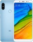 Смартфон Xiaomi Note 5 4/64gb Blue (голубой) EU Global Version