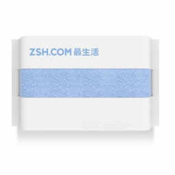Полотенце Xiaomi ZSH Youth Series 76*34 (голубой) blue