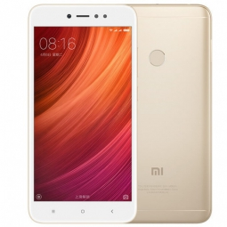Смартфон Xiaomi Redmi Note 5A 32Gb Gold EU spec