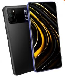 Смартфон Xiaomi Poco M3 4/64GB Grey Global Version