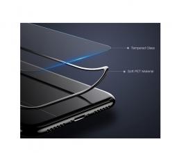 Защитное стекло Baseus 3D Tempered Glass Film 0.2mm iPhone X