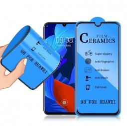 Гибкое защитное стекло с керамическим покрытием iMobo для iPhone Xr