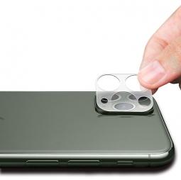 Защитное стекло на заднюю камеру для iPhone 11
