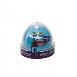 Nano gum, светится в темноте синим 50гр