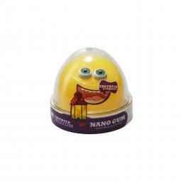 Nano gum, светится в темноте желтым 50гр