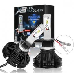Светодиодные лампы H4 Zes-x3