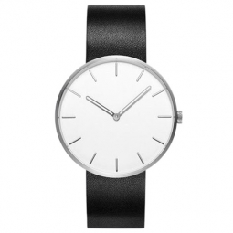 Наручные часы Xiaomi Twenty Seventeen light fashion quartz watch черно/белые