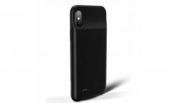 Чехол-аккумулятор USAMS для Iphone X/Xs power case 3200mah (us-cd43) черный