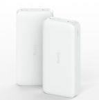 Внешний Аккумулятор Xiaomi Power Bank Fast Charge PB200LZM 20000mAh White