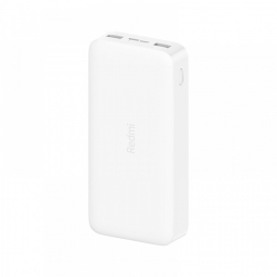 Внешний аккумулятор Xiaomi Redmi Power Bank Fast Charge 10000 мАч White