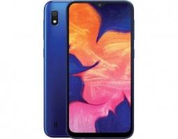 Смартфон Samsung Galaxy A10 32GB Blue/Синий (SM-A105FZBGSER)