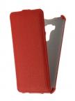 Откидной чехол для Xiaomi redmi 4 Pro Красный
