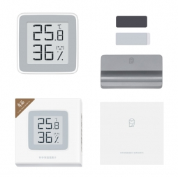Цифровая метеостанция Xiaomi MiaoMiaoce Smart Hygrometer E-Ink Screen