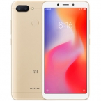Смартфон Xiaomi Redmi 6 3/32GB золотой/Gold (Global Version)
