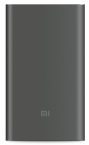 Внешний аккумулятор Xiaomi Mi Power Bank Pro 10000mah серый (код проверки присутствует)