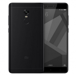Мобильный телефон Xiaomi Redmi Note 4x 4Gb Ram 64Gb Black (MediaTek Helio X20)