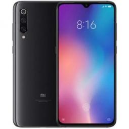 Смартфон Xiaomi Mi9 6/64GB Black (черный) Global Version