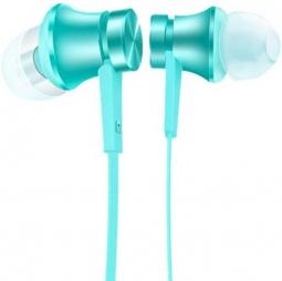 Проводная гарнитура Xiaomi mi in-ear headphones basic matte Blue (синий)