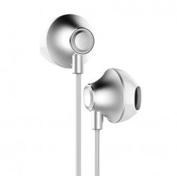 Наушники Baseus Enock H06 lateral in-ear Wire Earphone белые